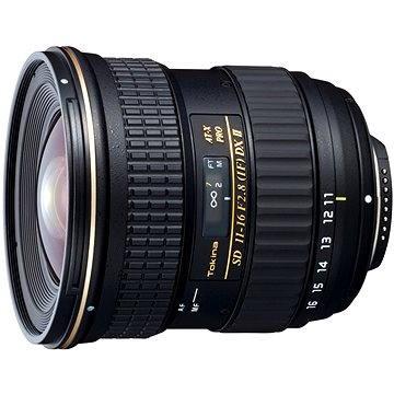 TOKINA AF 11-16mm F2.8 AT-X DX II pro Nikon (ATX116NII) + ZDARMA Štětec na optiku Hama Lenspen