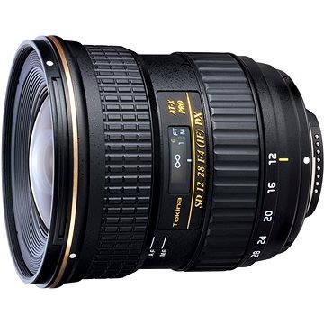 TOKINA 12-28mm F4.0 pro Canon (ATX128C) + ZDARMA Štětec na optiku Hama Lenspen