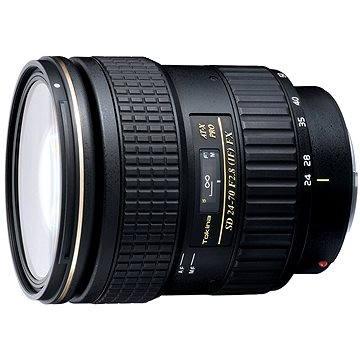 TOKINA 24-70mm F2.8 pro Canon (ATX247C) + ZDARMA Štětec na optiku Hama Lenspen