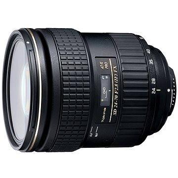 TOKINA 24-70mm F2.8 pro Nikon (ATX247N) + ZDARMA Štětec na optiku Hama Lenspen