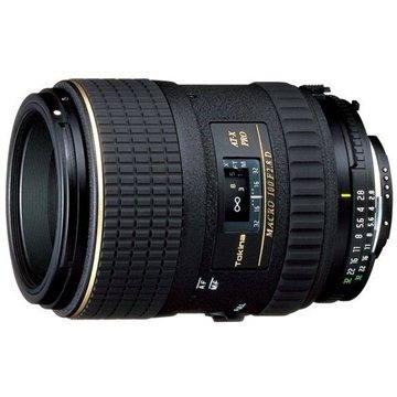 TOKINA 100mm F2.8 pro Nikon + ZDARMA Štětec na optiku Hama Lenspen