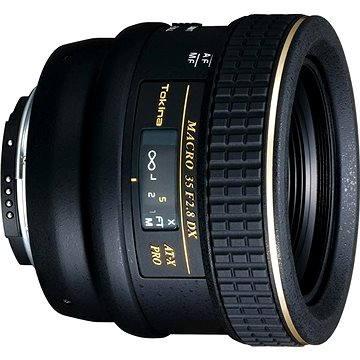 TOKINA 35mm F2.8 Makro pro Nikon (ATX35N)