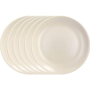 Tognana Sada mělkých talířů 26cm FABRIC CREMA 6ks (FA100260797)