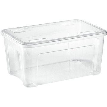 Tontarelli COMBI BOX 43L s víkem, transparent (8035654000)