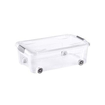 Tontarelli COMBI BOX CLIP 29,5L s víkem transparent (8035665000)