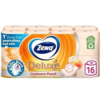 Toaletní papír ZEWA Deluxe Cashmere Peach (16 ks) (7322540201192)