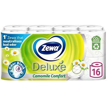 Toaletní papír ZEWA Deluxe Camomile Comfort (16 ks) (7322540201925)