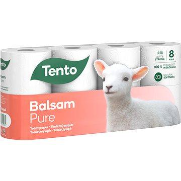 Toaletní papír TENTO Sensitive Camomile + Vit. E (8 ks) (6414301012985)