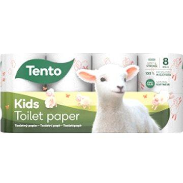 TENTO Kids Panda (8ks) (6414301012794)