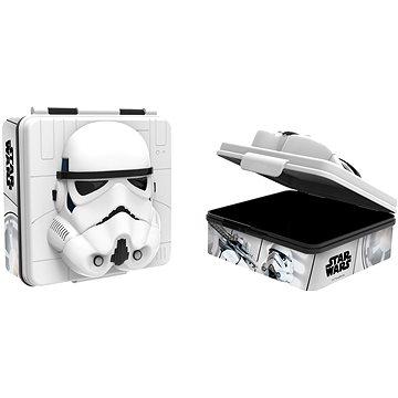 Toro Svačinový box plastový 3D Star Wars, 600ml (ST59737)