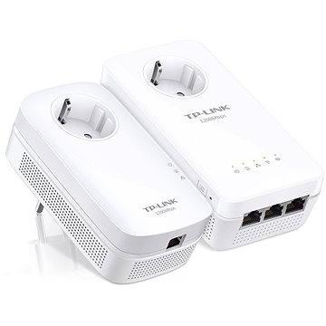 TP-LINK TL-WPA8630P Starter Kit (TL-WPA8630PKIT) + ZDARMA Promo Sledování TV