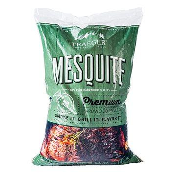 MESQUITE BBQ DŘEVĚNÉ PELETY (PEL305)