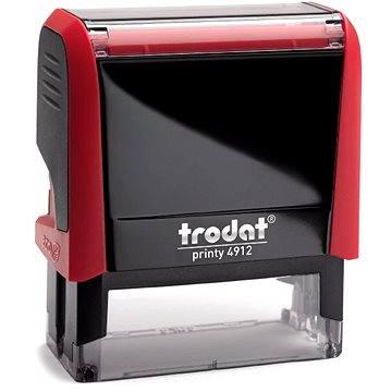 TRODAT Printy 4912 červené (4912P)