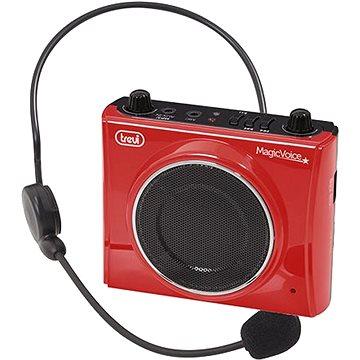 Trevi Karaoke K 755 USB (K 755USB/RED)