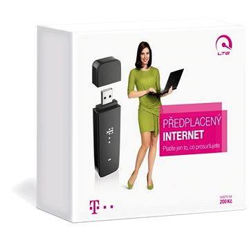 Twist Online LTE s kreditem 200 Kč + USB modem (700915)