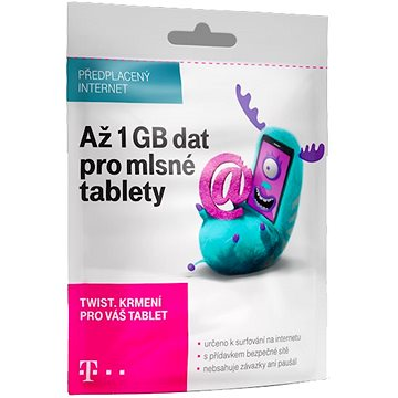 T-Mobile SIM Twist Online 1GB Alza (700 612_A)