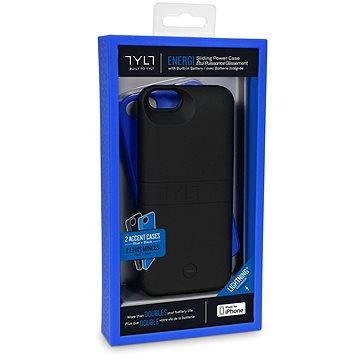 Tylt Energi Slide Power Case iPhone 5/5S 2500mAh Blue (IP5PCBL2-T)