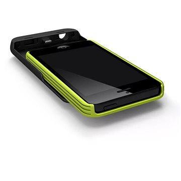 Tylt Energi Slide Power Case iPhone 5/5S 2500mAh Green (IP5PCG2-T)
