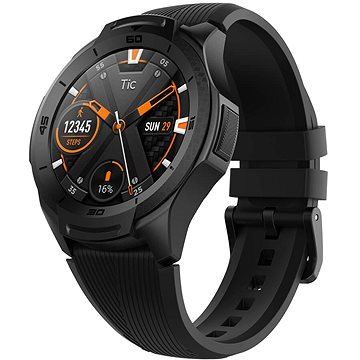 TicWatch S2 Midnight Black (P1022000400A)