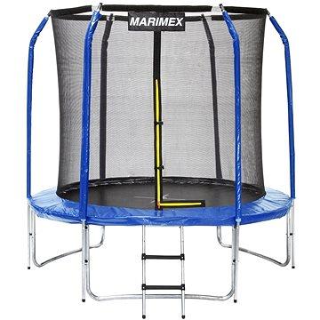 Trampolína Marimex 244 + ochranná síť + žebřík (8590517012549)