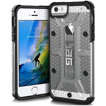 UAG Composite Case Clear iPhone 5/5S (UAG-IPH5S/SE-ICE)
