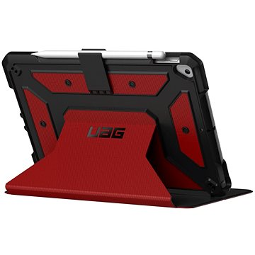 "UAG Metropolis Red iPad 10.2"" 2019 (121916119393)"