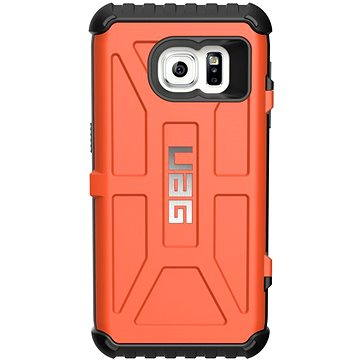 UAG Outland Card Case Orange Samsung Galaxy S7 (UAG-GLXS7-T-RST)