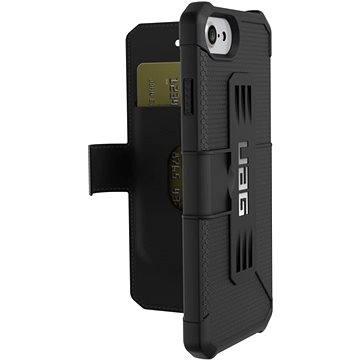 UAG Metropolis Black iPhone 7/6s (UAG-IPH7/6S-E-BL)