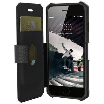 UAG Metropolis Black iPhone 7 Plus/ 6s Plus (UAG-IPH7/6SPLS-E-BL)