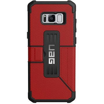 UAG Metropolis Magma Red Samsung Galaxy S8 (GLXS8-E-MG)