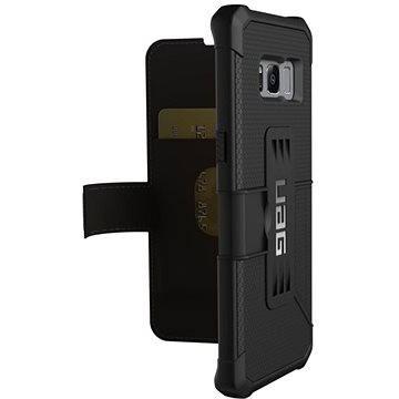 UAG Metropolis Black Samsung Galaxy S8+ (GLXS8PLS-E-BK)