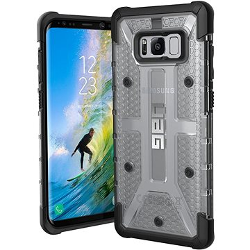 UAG Plasma Ice Clear Samsung Galaxy S8+ (GLXS8PLS-L-IC)