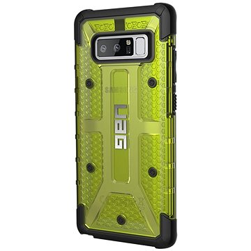 UAG Plasma Case Citron Yellow Samsung Galaxy Note 8 (NOTE8-L-CT)