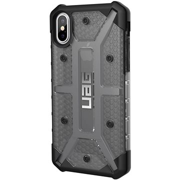 UAG Plasma Case Ash Smoke iPhone X (IPHX-L-AS)