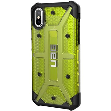 UAG Plasma Case Citron Yellow iPhone X (IPHX-L-CT)