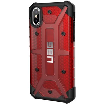 UAG Plasma Case Magma Red iPhone X (IPHX-L-MG)