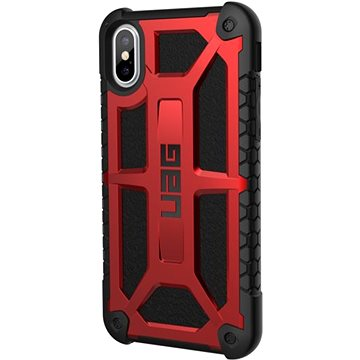 UAG Monarch case, crimson - iPhone XS/X (IPHX-M-CR)