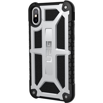 UAG Monarch Case Platinum iPhone X (IPHX-M-PL)