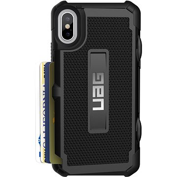 UAG Trooper Case Black iPhone X (IPHX-T-BK)