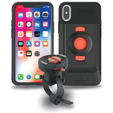 TigraSport FitClic Neo Bike Kit iPhone X (FN-IPHX-BK)
