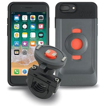 TigraSport FitClic Motorcycle Kit iPhone 6s Plus/7 Plus/8 Plus (FN-IPH68P-MK)