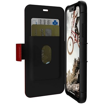 UAG Metropolis Case Magma Red iPhone XR (111096119393) 8cd0658060a