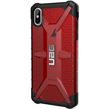 UAG Plasma Case Magma Red iPhone XS Max (111103119393) eccac63456b