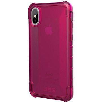 UAG Plyo Case Pink iPhone XS/X (111222119595)