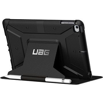 UAG Metropolis Case Black iPad mini 2019/mini 4 (121616114040)