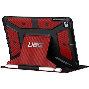 UAG Metropolis Case Red iPad mini 2019/mini 4 (121616119393)