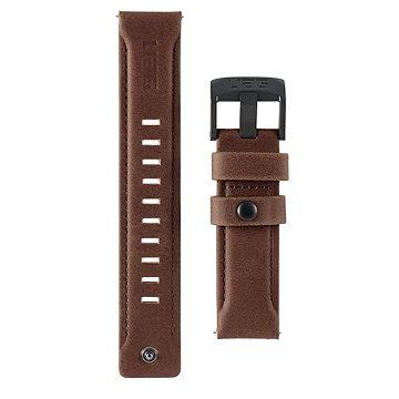UAG Leather Strap Brown Samsung Galaxy Watch 42mm (29181B114080)