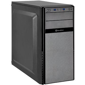 SilverStone PS11B-Q Precision černá (SST-PS11B-Q)