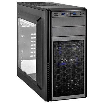 SilverStone PS11B-W Precision černá (SST-PS11B-W)