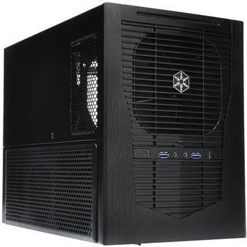 SilverStone SG09B Sugo (SST-SG09B USB 3.0) + ZDARMA Dárek poukaz 400kč Silverstone na další nákup zboží na Alza.cz